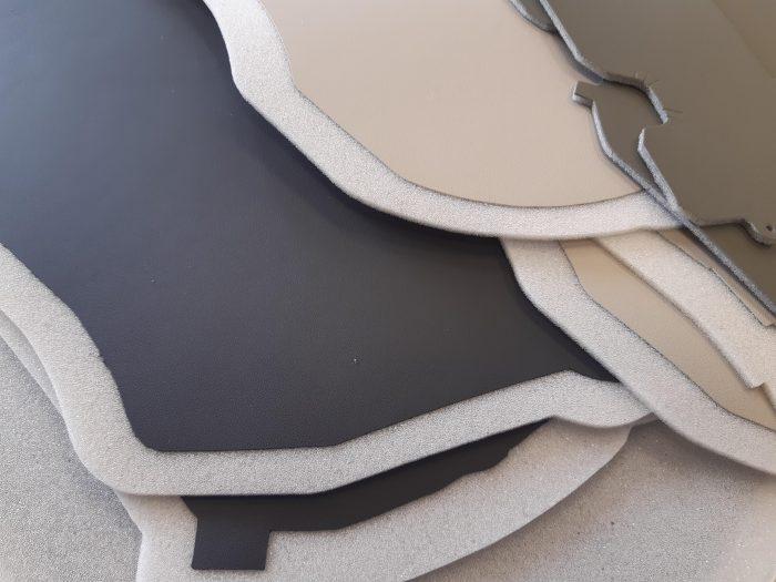 Leather lamination 4